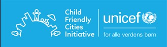 logo unicef børnevenlig by